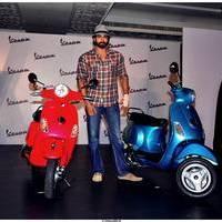 Rana Daggubati - Rana Daggubati Launches Vespa VX Bike Photos | Picture 507055
