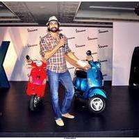 Rana Daggubati - Rana Daggubati Launches Vespa VX Bike Photos | Picture 507059