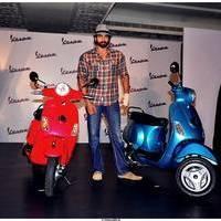 Rana Daggubati - Rana Daggubati Launches Vespa VX Bike Photos | Picture 507061