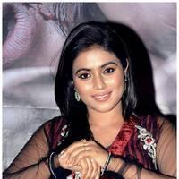 Poorna - Telugulo Naaku Nachani Padam Prema Trailer Launch Stills   Picture 507879
