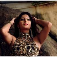 Neha Saxena Latest Hot Photos at Q Premaku Chavuku Movie Opening | Picture 510387