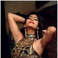 Neha Saxena Latest Hot Photos at Q Premaku Chavuku Movie Opening | Picture 510397