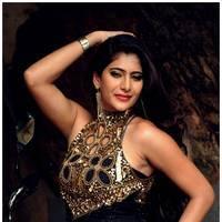 Neha Saxena Latest Hot Photos at Q Premaku Chavuku Movie Opening | Picture 510404
