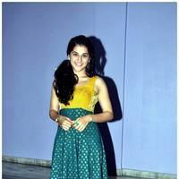 Taapsee Pannu - Gopichand and Taapsee @ Sahasam Show to School Students Photos | Picture 512390