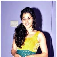 Taapsee Pannu - Gopichand and Taapsee @ Sahasam Show to School Students Photos | Picture 512391