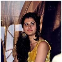 Taapsee Pannu - Gopichand and Taapsee @ Sahasam Show to School Students Photos | Picture 512400