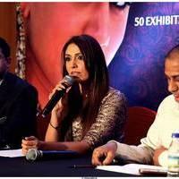 Actress Pooja Mishra at Big Fat Wedding Fair 2013 Curtain Raiser Photos | Picture 513406