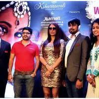 Actress Pooja Mishra at Big Fat Wedding Fair 2013 Curtain Raiser Photos | Picture 513409