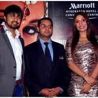 Actress Pooja Mishra at Big Fat Wedding Fair 2013 Curtain Raiser Photos