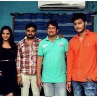Romance Telugu Movie Press Meet Photos