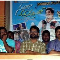 Saradaga Ammaitho Movie Platinum Disc Function Photos