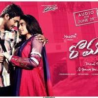 Romance Movie Audio Release Wallpapers