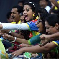Bhavana Menon - CCL 3 Kerala Strikers vs Karnataka Bulldozers Match Photos