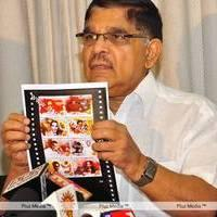 Allu Aravind - 100 Years of Indian Cinema Stamp Launch Photos | Picture 451110