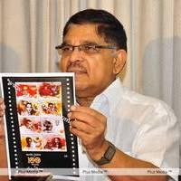 Allu Aravind - 100 Years of Indian Cinema Stamp Launch Photos | Picture 451125