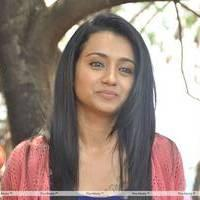 Trisha - H Productions No.6 Movie Launch Stills | Picture 452617