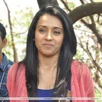 Trisha Krishnan - H Productions No.6 Movie Launch Stills | Picture 452626
