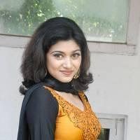 Oviya Helen at H Productions New Movie Launch Photos | Picture 452369