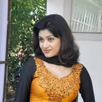 Oviya Helen at H Productions New Movie Launch Photos | Picture 452370