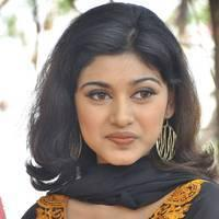Oviya Helen at H Productions New Movie Launch Photos | Picture 452379