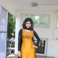 Oviya Helen at H Productions New Movie Launch Photos | Picture 452380