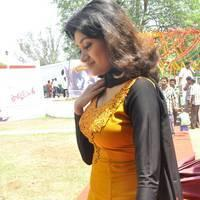 Oviya Helen at H Productions New Movie Launch Photos | Picture 452382