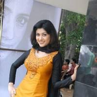 Oviya Helen at H Productions New Movie Launch Photos | Picture 452385