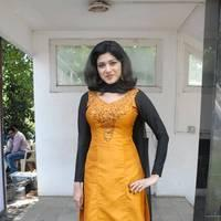 Oviya Helen at H Productions New Movie Launch Photos | Picture 452388