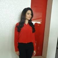 Tamanna Latest Photos at Thadaka Movie Press Meet   Picture 452278