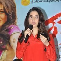Tamanna Latest Photos at Thadaka Movie Press Meet   Picture 452292