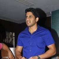 Naga Chaitanya - Thadaka Movie Press Meet Stills