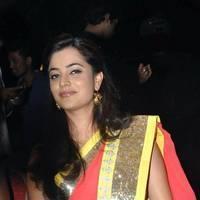 Nisha Agarwal Saree Photos at DK Bose Audio Release | Picture 453235