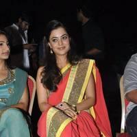 Nisha Agarwal Saree Photos at DK Bose Audio Release | Picture 453237