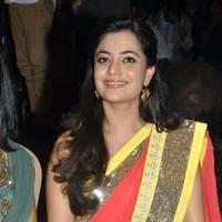 Nisha Agarwal Saree Photos at DK Bose Audio Release | Picture 453238