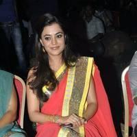 Nisha Agarwal Saree Photos at DK Bose Audio Release | Picture 453241