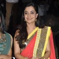 Nisha Agarwal Saree Photos at DK Bose Audio Release | Picture 453244