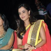 Nisha Agarwal Saree Photos at DK Bose Audio Release | Picture 453245