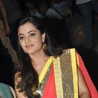 Nisha Agarwal Saree Photos at DK Bose Audio Release | Picture 453246