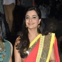 Nisha Agarwal Saree Photos at DK Bose Audio Release | Picture 453249