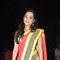 Nisha Agarwal Saree Photos at DK Bose Audio Release | Picture 453252
