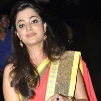 Nisha Agarwal Saree Photos at DK Bose Audio Release | Picture 453255