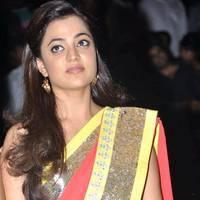 Nisha Agarwal Saree Photos at DK Bose Audio Release | Picture 453256