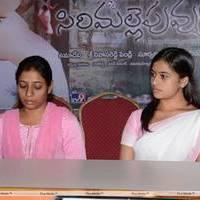 Mallela Theeram Lo Audio Success Meet Pictures | Picture 455563