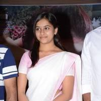 Sri Divya - Mallela Theeram Lo Audio Success Meet Pictures | Picture 455570