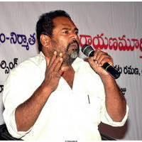 R. Narayana Murthy - Nirbhaya Bharatham Movie Press Meet Stills | Picture 459856