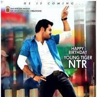 Ramaiya Vastavaiya Movie Jr.NTR Birthday Wallpapers | Picture 462642