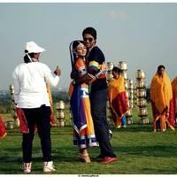 Action 3D Movie OoLaLa Song Working Stills | Picture 465139