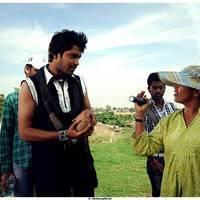 Allari Naresh - Action 3D Movie OoLaLa Song Working Stills | Picture 465143