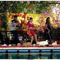 Action 3D Movie OoLaLa Song Working Stills | Picture 465147