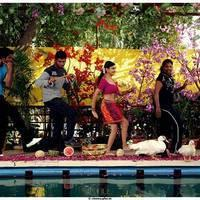 Action 3D Movie OoLaLa Song Working Stills | Picture 465148
